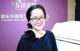 中级钢琴教师---纪丹宁