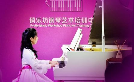 姜博艺同学完美演绎高难度的巴赫《三部创意曲》