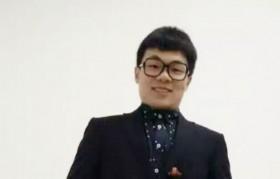 高级音乐教师---颜汉章